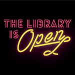 The Library is Open podcast rádio Sens logo Cairo Rodrigo Thello