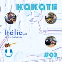 Podcast programa do Kakate música italiana